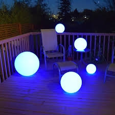 Create an ethereal look by using Orbs and Spheres throughout your garden, backyard, or on your patio. You can hang them individually or cluster them in groups on the ground, create a perfect little oasis by set a mystical vibe