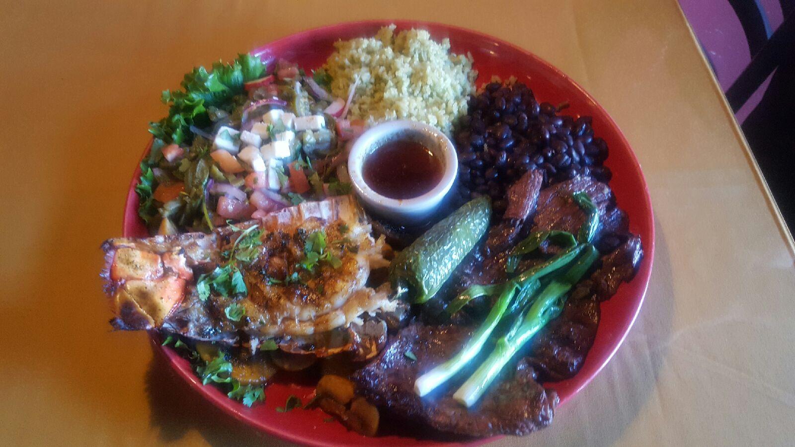 Lobster  a la Mexicana