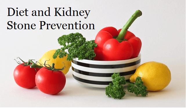 Diet and Kidney Stone Prevention