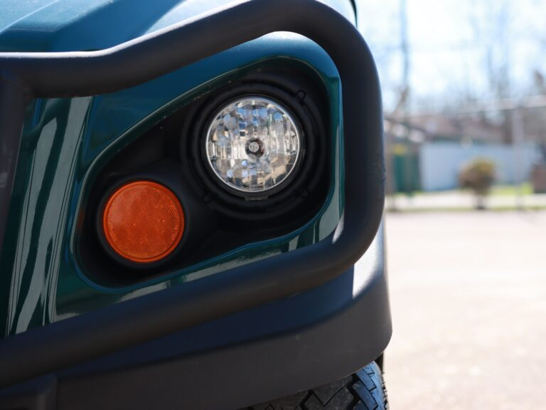 Headlights on Carryall 500