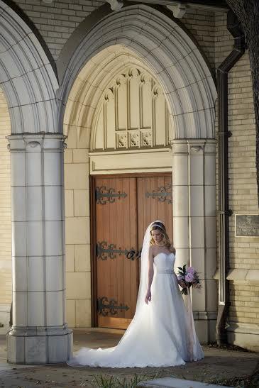 Sidney Yoes Bridals