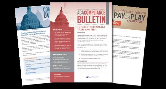 Legislative & Compliance Campaigns