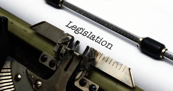 Legislation Typewriter