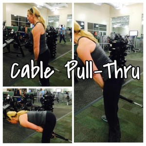 Weekly fave cable pull through 4