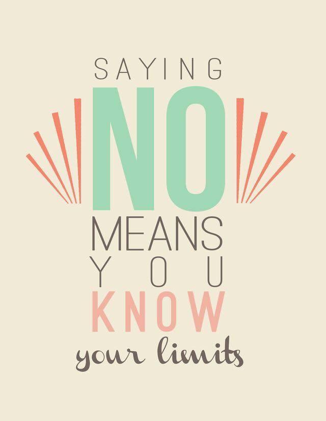 Know limits