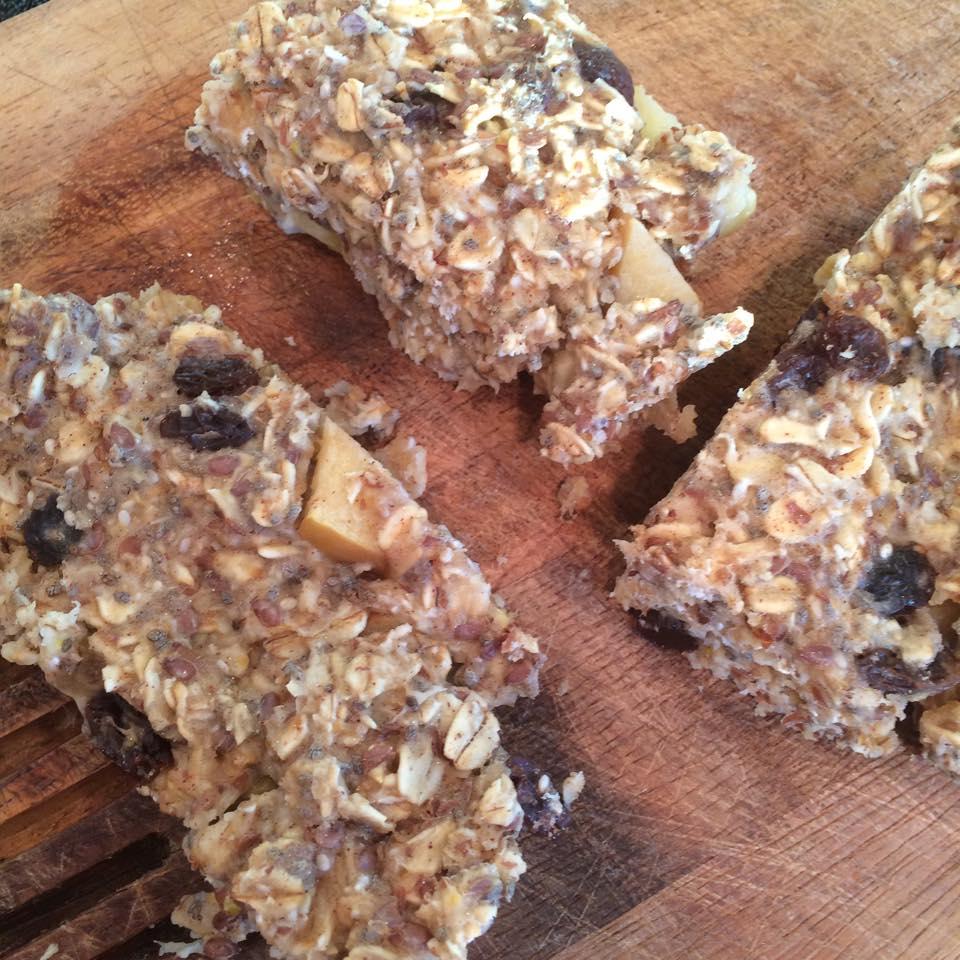 Quest oatmeal bars MIF 3