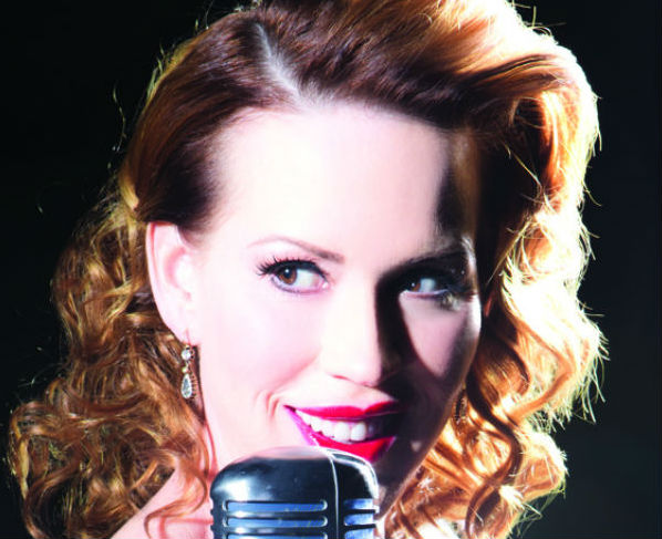 Molly Ringwald: Jazzing Up the Great American Songbook
