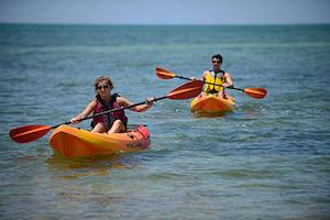 Marathon Florida Keys kayak rentals