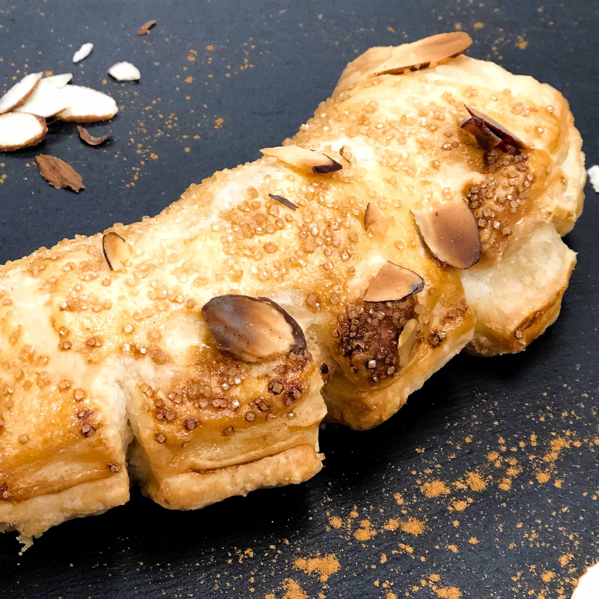 Bear Claw Pastry