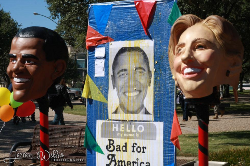 Anti-Obama Carnival