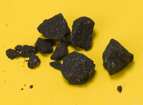 Scientists Find Liquid Water Inside a Meteorite