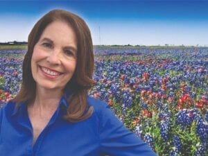 Judy For Texas