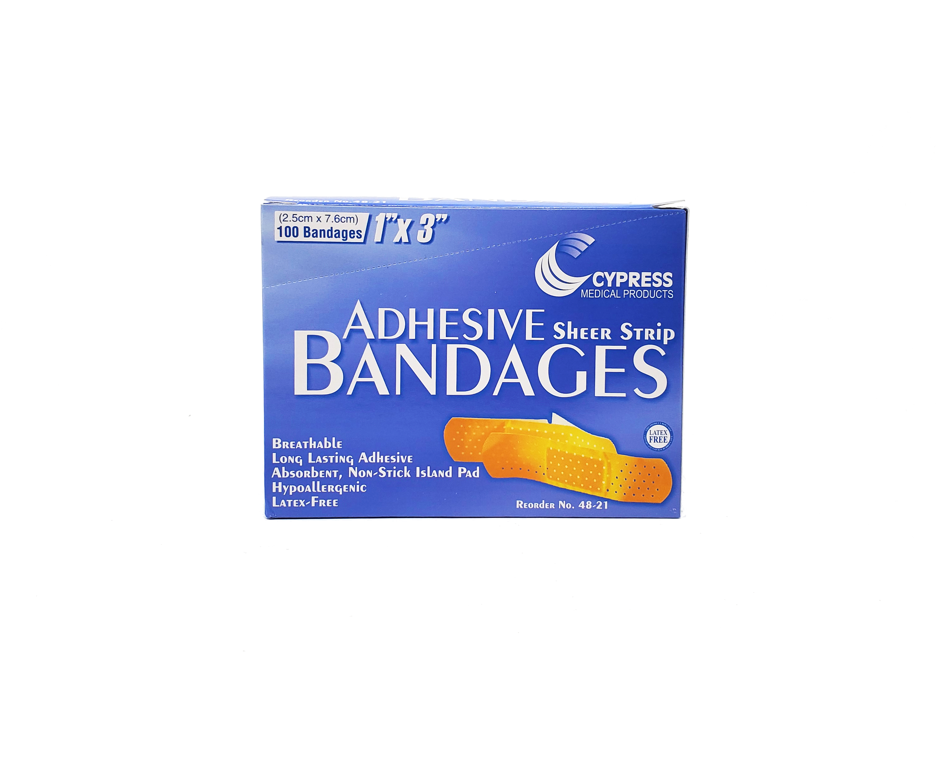 Adhesive Bandages