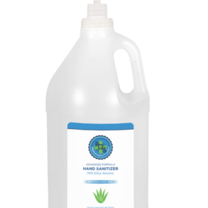 PQS Hand Sanitizer 1/2 gallon with hand pump