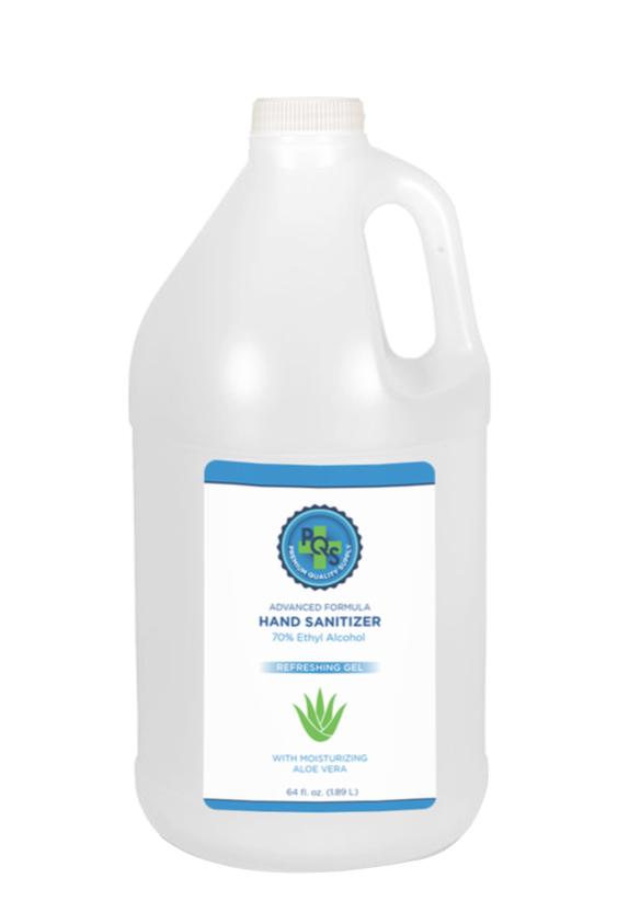 PQS Hand Sanitizer Half Gallon Refill