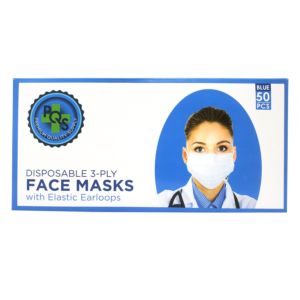 Disposable 3ply surgical mask