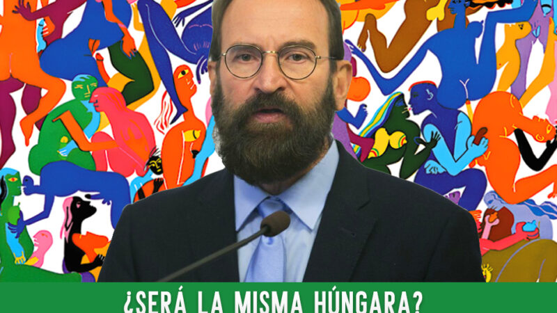 ¿Será la misma húngara?