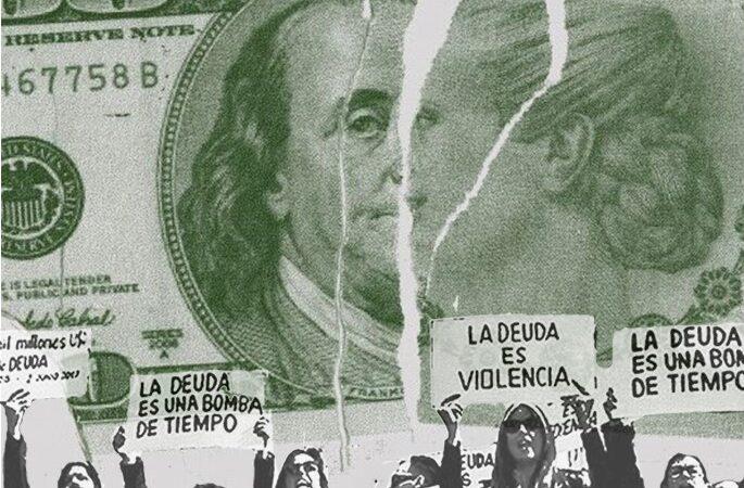 Entrevista a Luci Cavallero: ¡Vivas, libres y desendeudadas nos queremos!