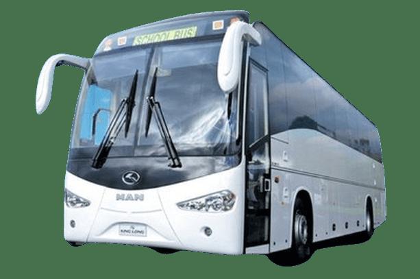 flybus bus hire fleet 48 seater bus
