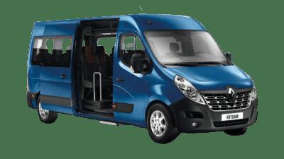 flybus bus hire fleet 11 seater minibus
