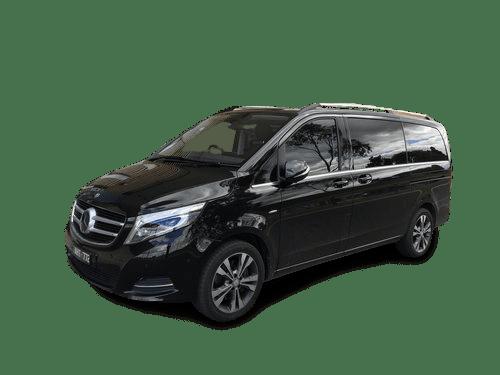flybus minivan hire fleet mercedes v-class