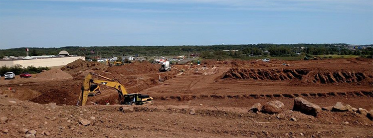 Fleet Farm breaks ground, makes impressive start on new Hermantown location opening next year