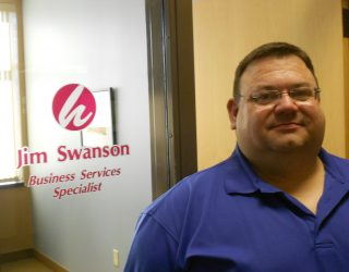 Swanson Awarded Outstanding Ambassador