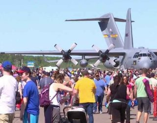 Duluth Airshow Ends on a High Note