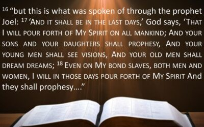 Prophecies, Dreams & Visions all Pointing to USA's Destruction and Judgment coming Soon!