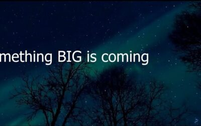 Something Big Is Coming! Hmmm… A September To Remember?