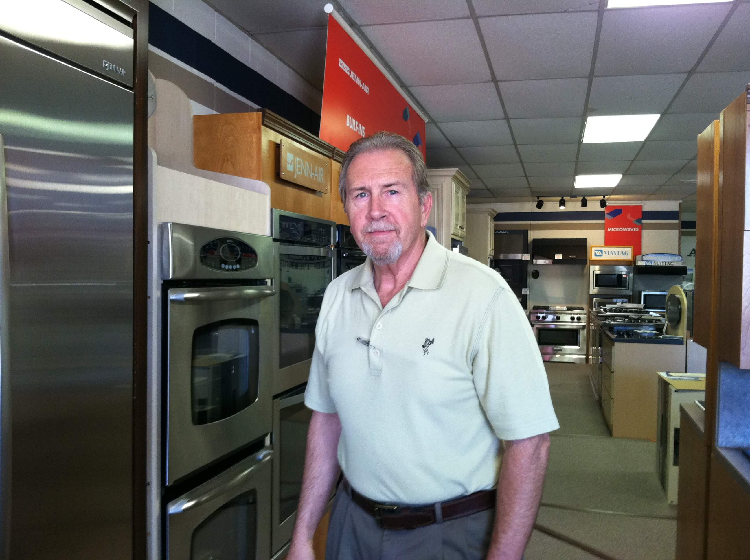 Mike Eaton, Owner