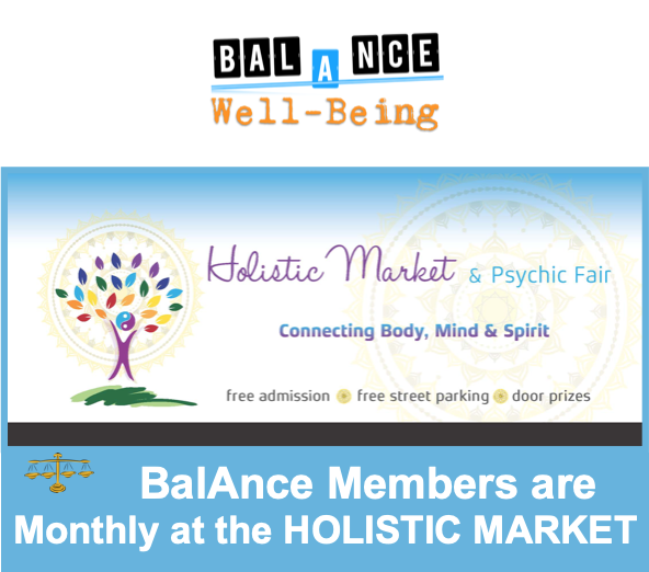 BalAnce at Holistic Market @ Laural Packing House