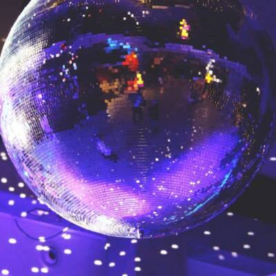 top-5-theme-ideas-for-corporate-parties-disco-ball-party-theme-corporate-event-pink-caviar-events