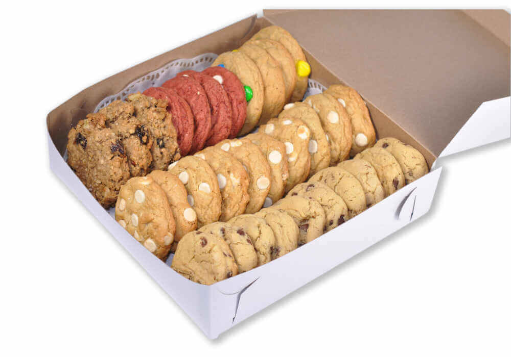 Large Box of Cookies