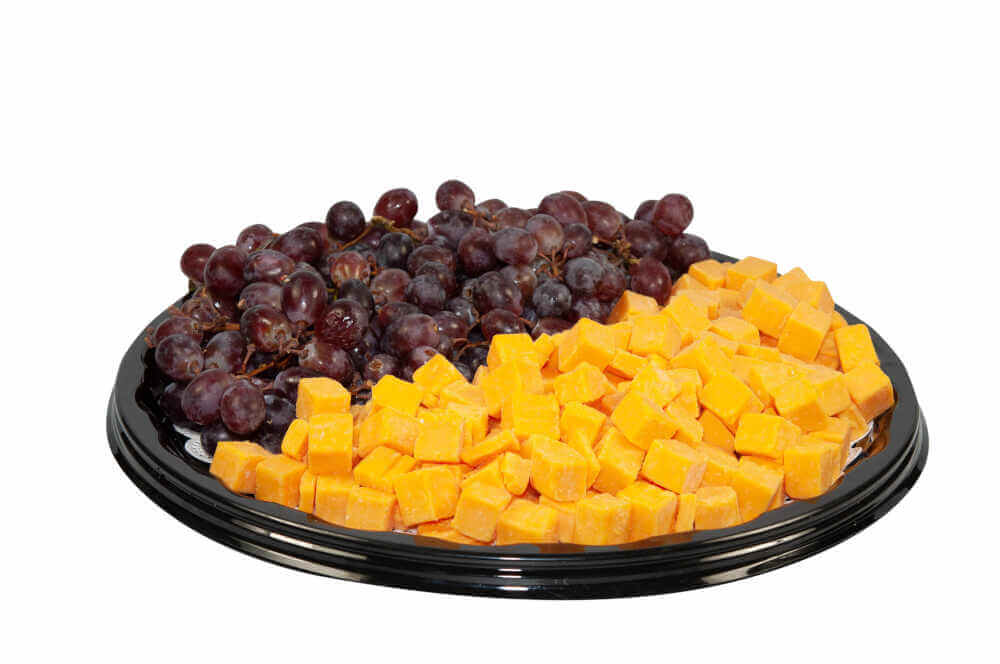 GRAPES & CHEESE PLATE