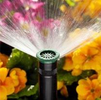 portland irrigation turn on