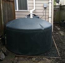 portland rainwater harvesting