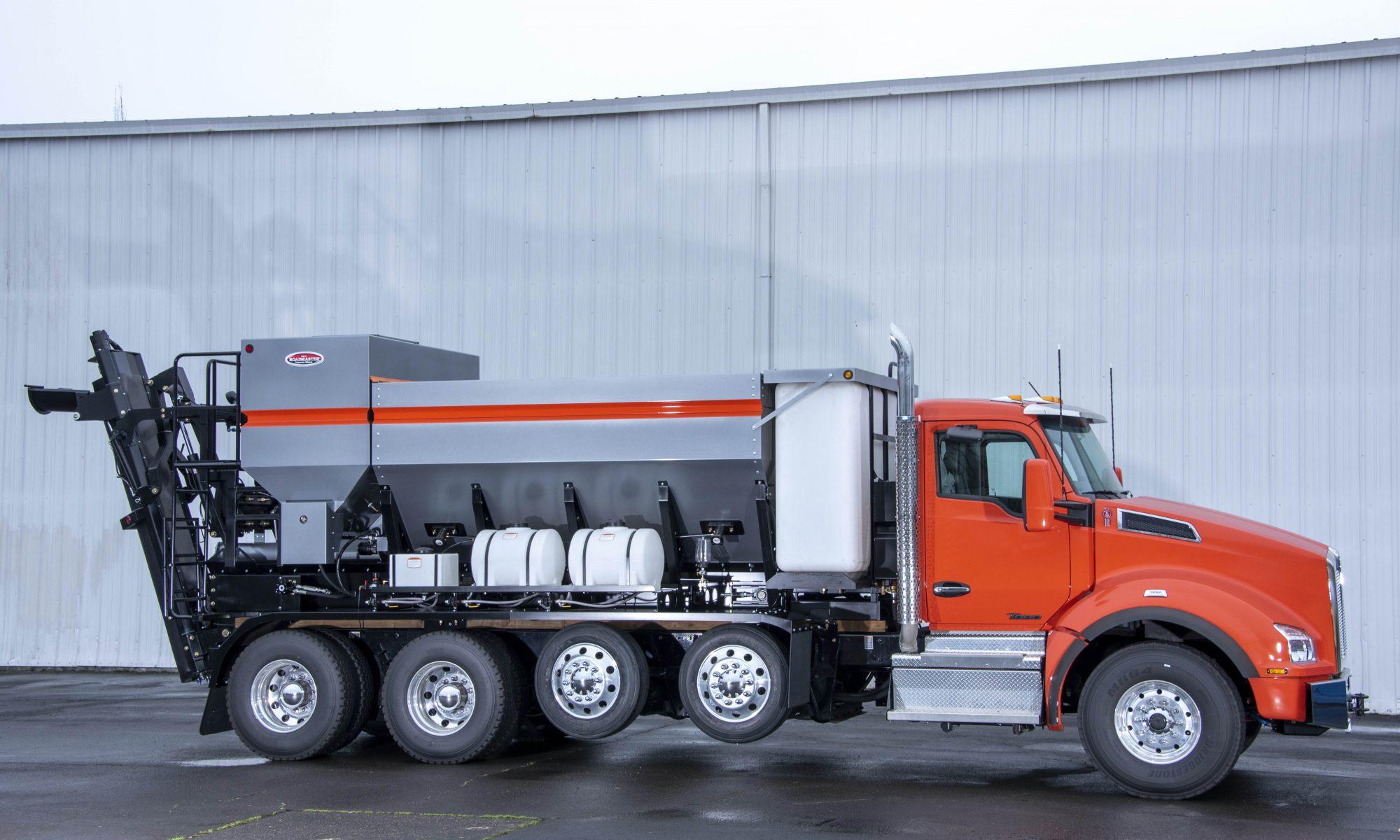 Volume Concrete LLC., Truck 4