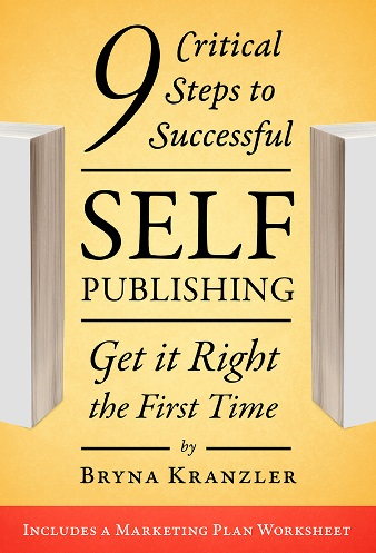 Book Cover for 9 CRITICAL STEPS TO SUCCESSFUL SELF-pUBLISHING