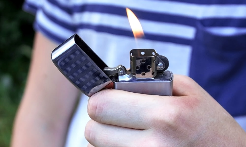 Survival Lighter