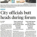 Newport Daily News Front Page April 17, 2013 ALN Forum