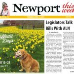 Legislators Talk Bills With ALN – April 8th, 2019