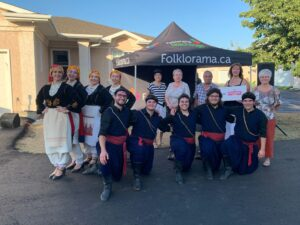 Greek Themed Experience