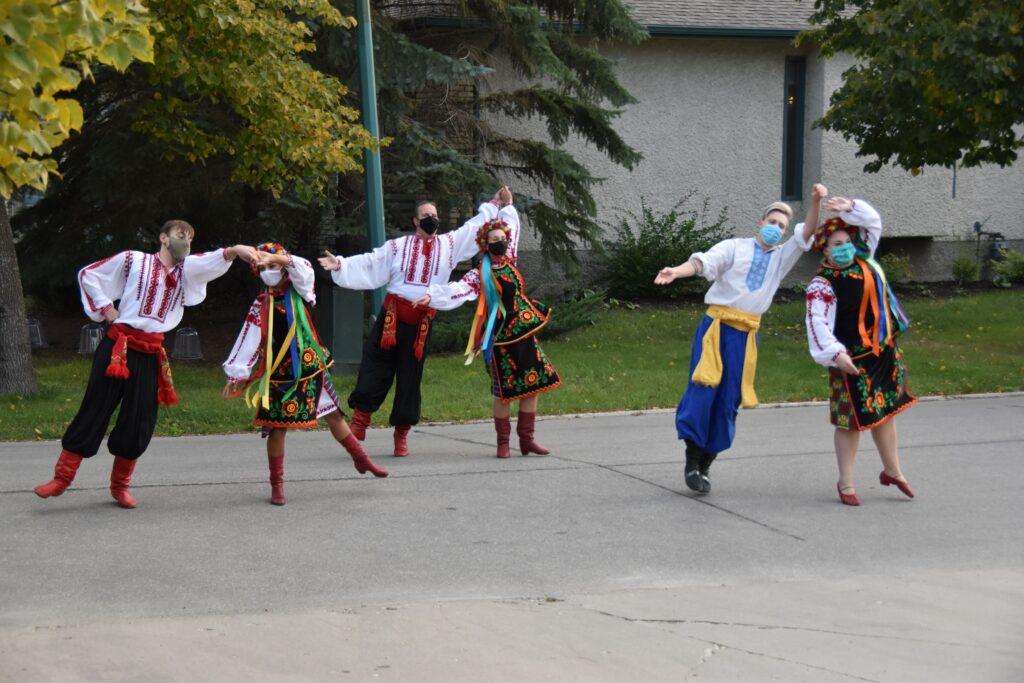 Ukrainian Themed Experience