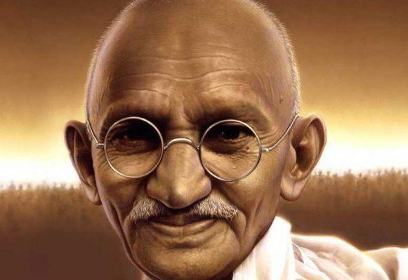 M. K. Gandhi - Father of Nation