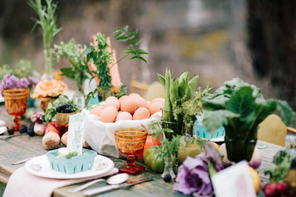 Affordable Alternatives to Flowers for Your Wedding