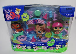 Littlest Pet Shop Pet Trainin Park