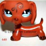 Littlest Pet Shop Dachshund 640