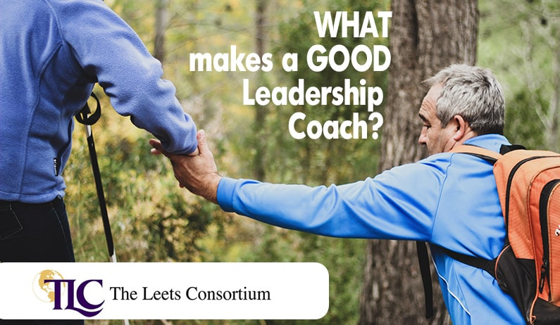 What makes a good leadership coach?