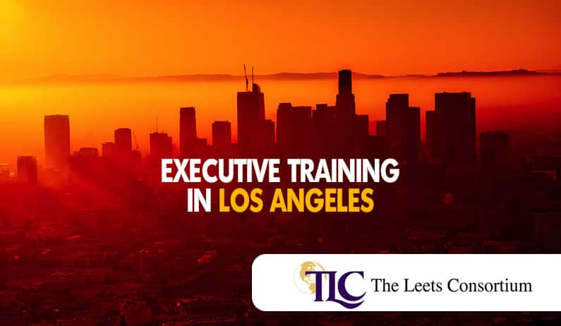 county of los angeles training for executives